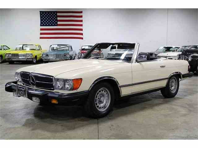 Picture of '80 450SL - MUN1