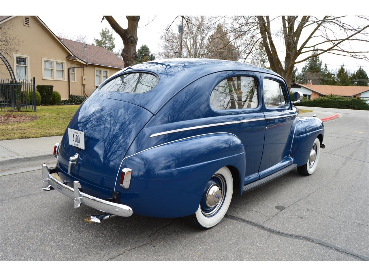 1941 Ford Super Deluxe For Sale Cc 1066150 Grain Truck Large Picture Of 41 Muna