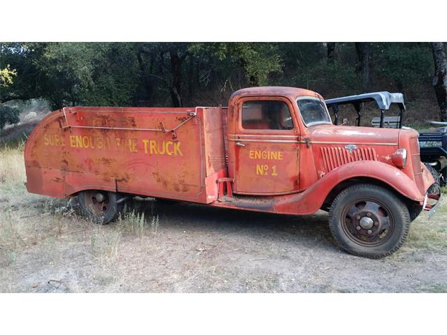 Picture of Classic 1935 Fire Truck - $15,000.00 - MUO6