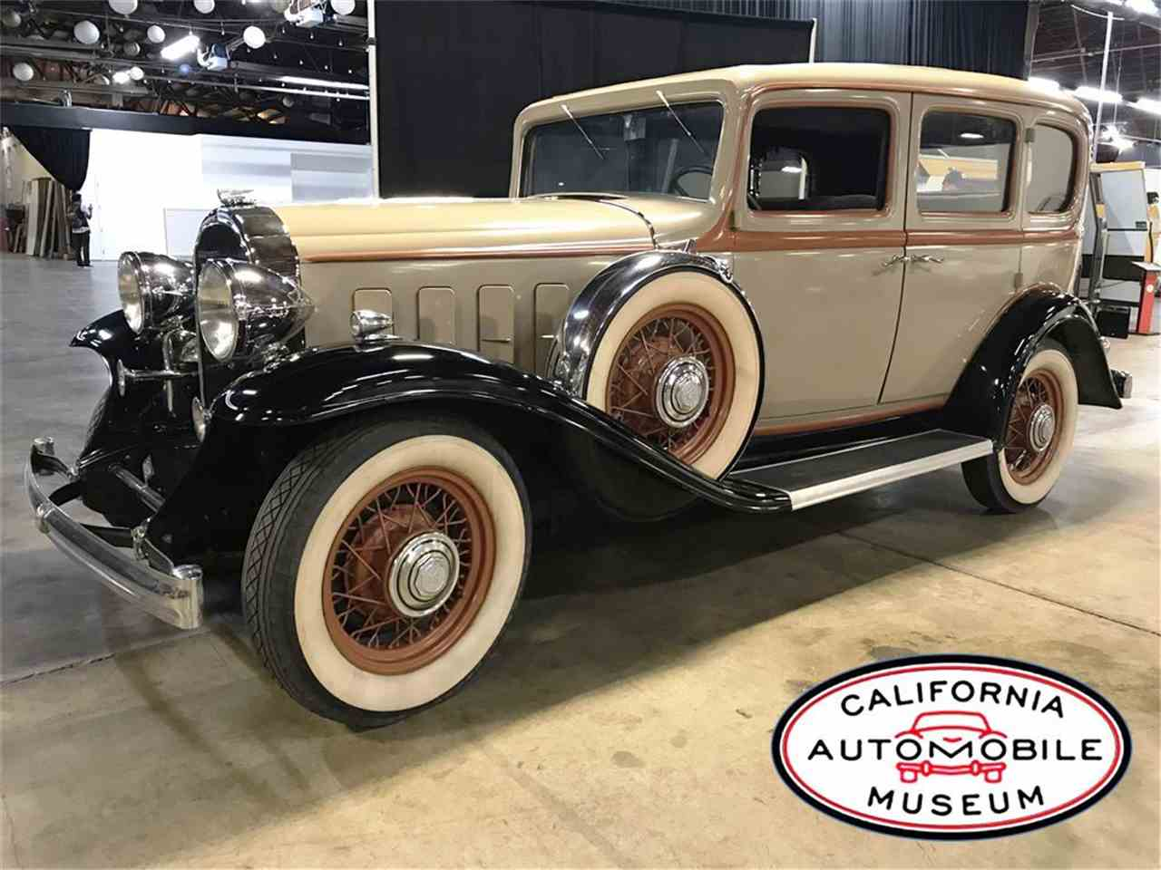 1932 buick series 60 for sale cc 1066186. Black Bedroom Furniture Sets. Home Design Ideas