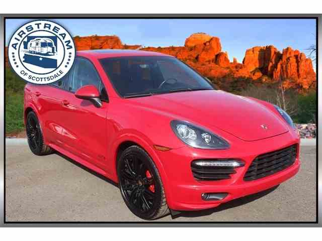 Picture of 2014 Porsche Cayenne - $75,200.00 Offered by Airstream of Scottsdale - MUOF