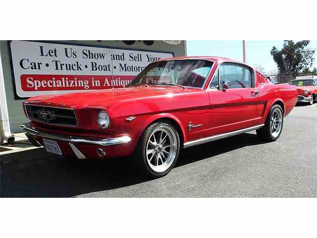 Picture of '65 Mustang - MUOK