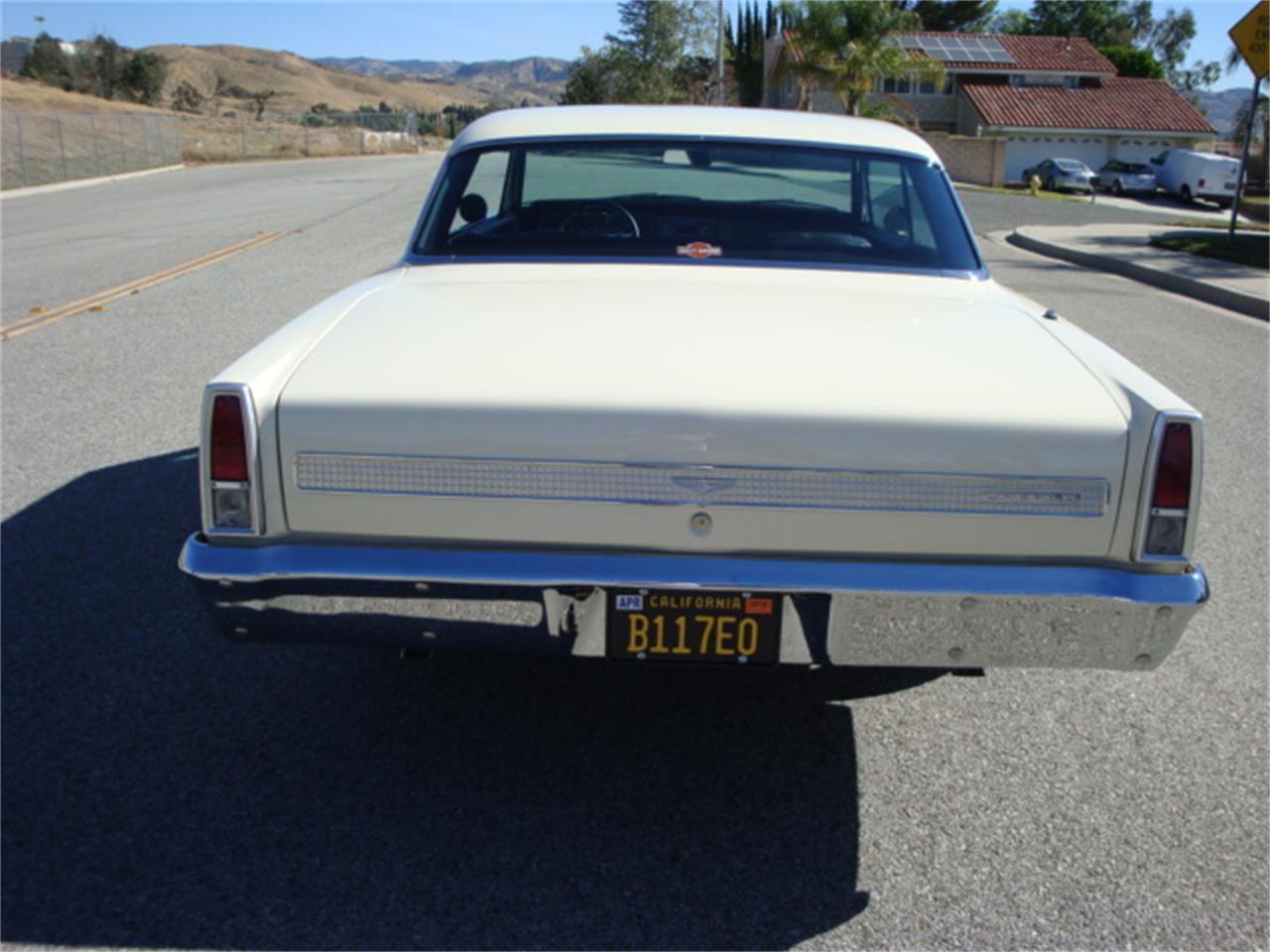 Large Picture of Classic 1967 Nova - $68,800.00 - MUON