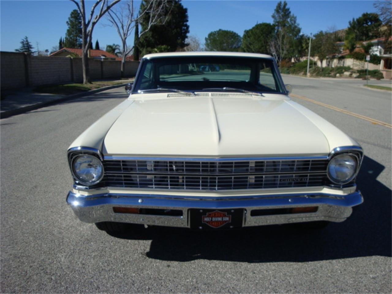 Large Picture of Classic '67 Chevrolet Nova Offered by a Private Seller - MUON