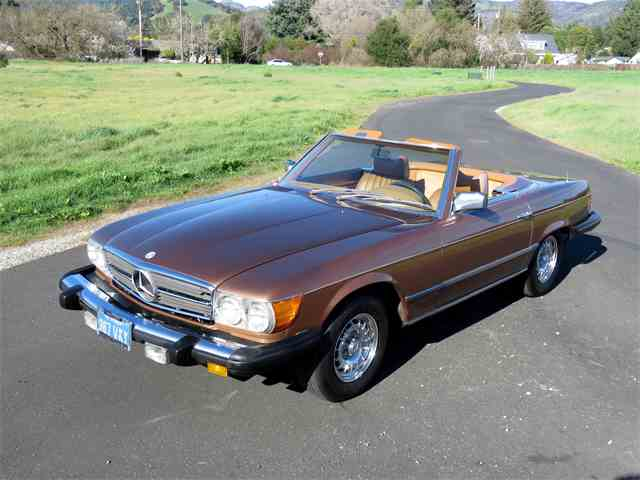 Picture of '78 450SL - MUOS