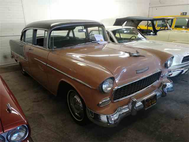 Picture of '55 Bel Air - MUOW