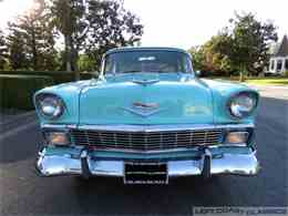 Picture of Classic '56 Chevrolet Bel Air located in Sonoma California Offered by Left Coast Classics - MUOX