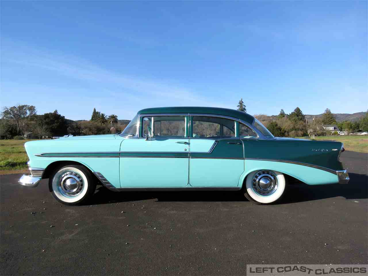 Large Picture of 1956 Bel Air - $19,900.00 Offered by Left Coast Classics - MUOX