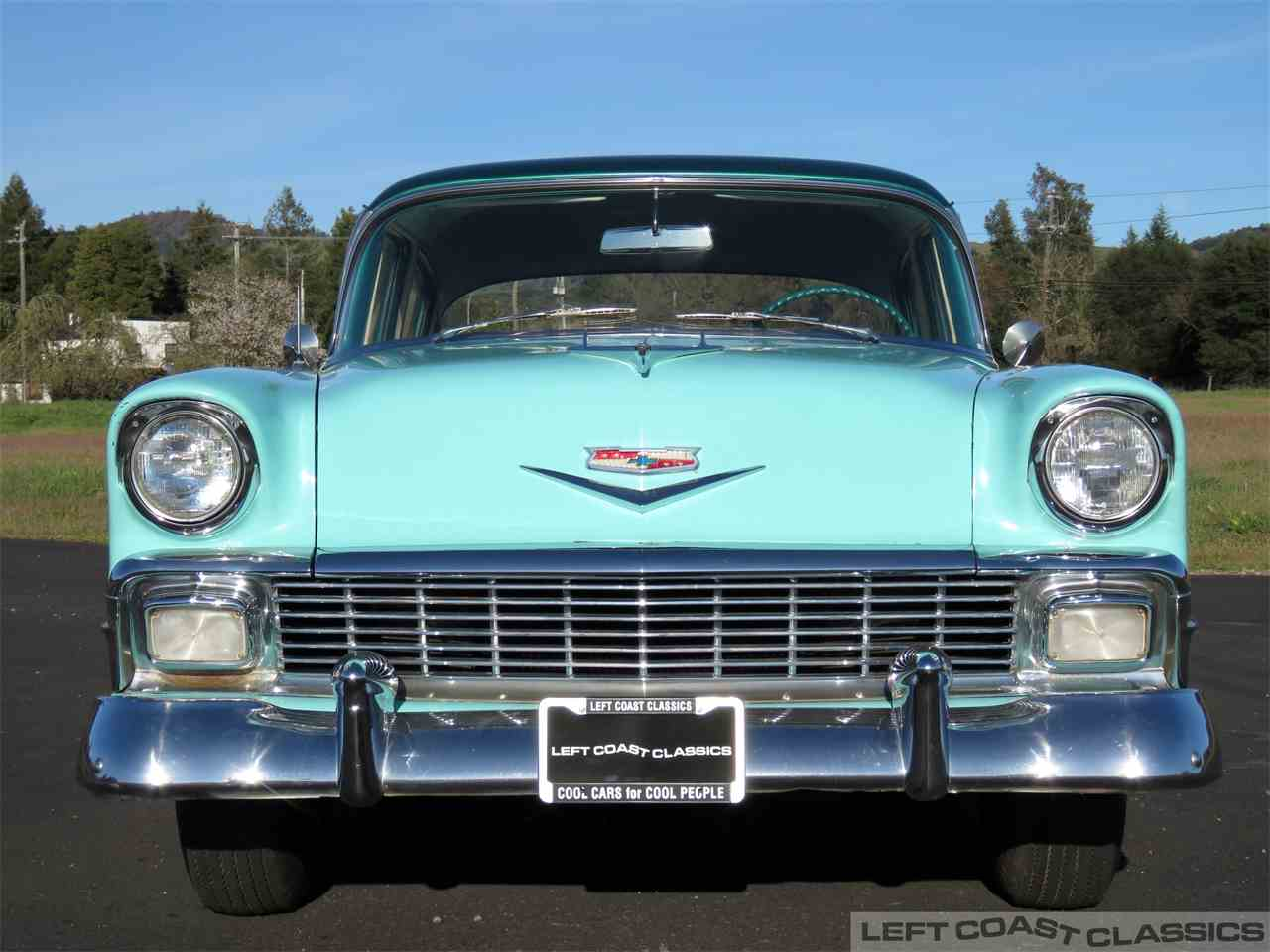 Large Picture of '56 Chevrolet Bel Air located in Sonoma California - $19,900.00 - MUOX