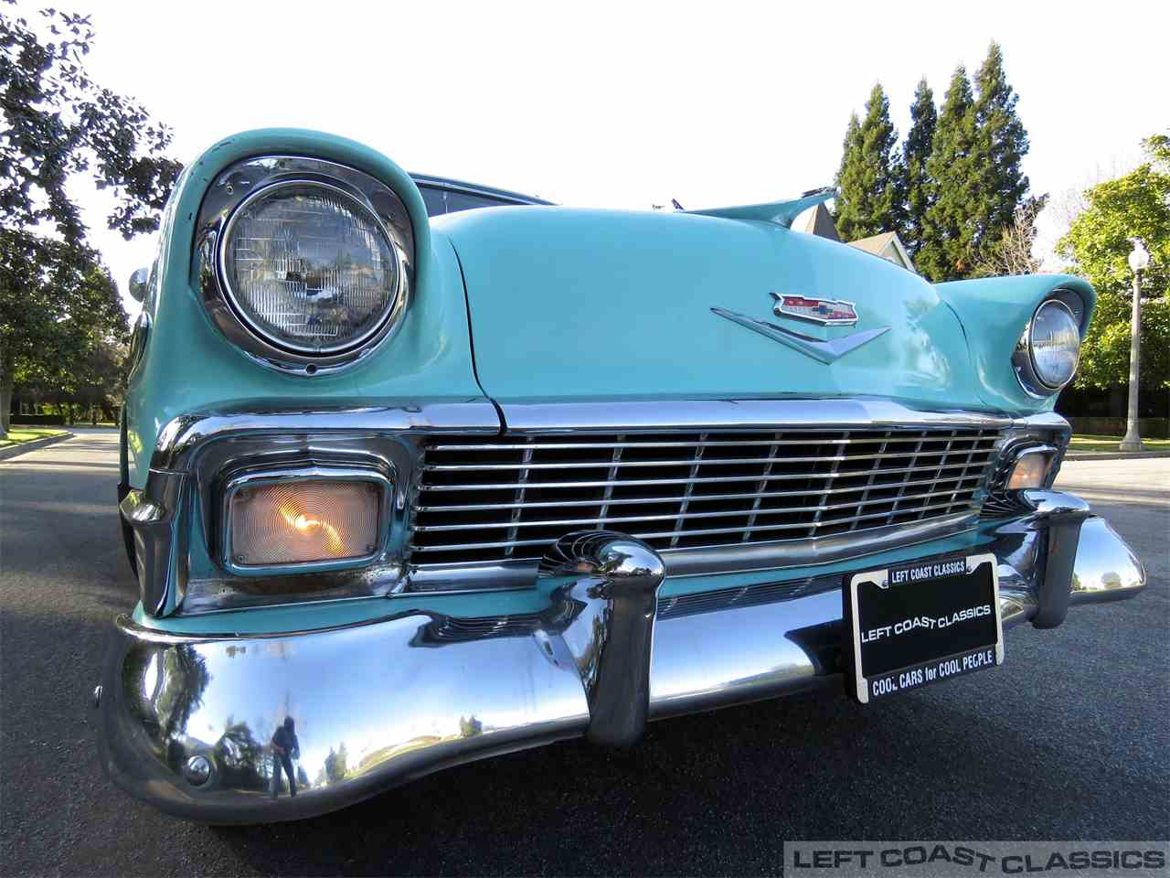 Large Picture of Classic '56 Bel Air located in Sonoma California - $19,900.00 - MUOX