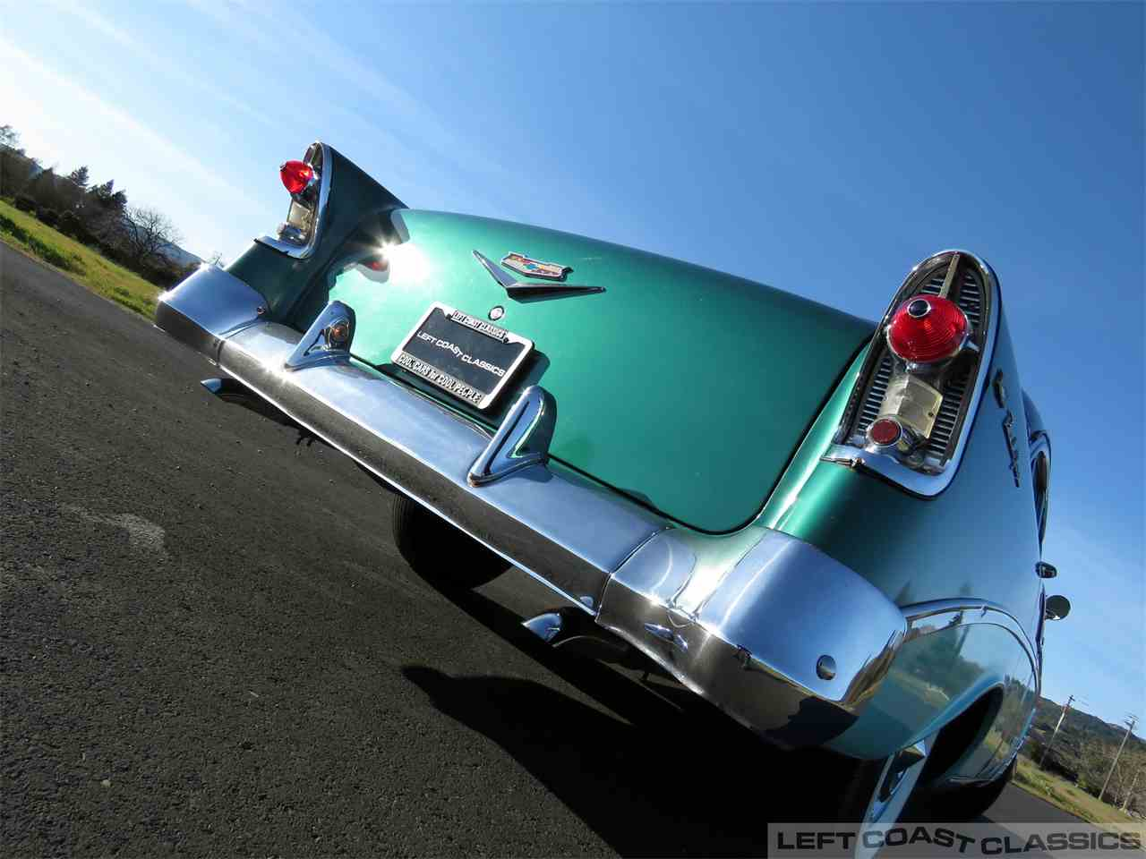 Large Picture of 1956 Chevrolet Bel Air Offered by Left Coast Classics - MUOX
