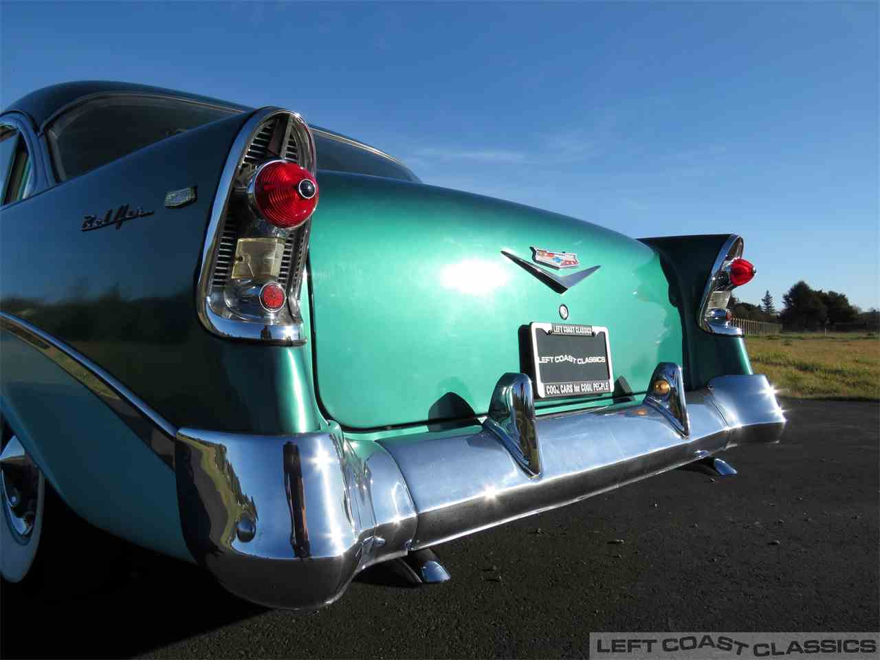 Large Picture of Classic 1956 Bel Air located in Sonoma California - MUOX