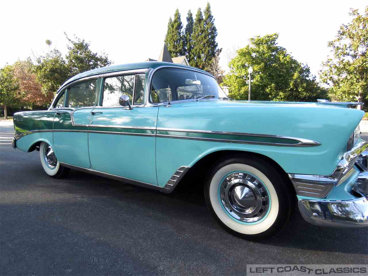 Large Picture of Classic '56 Bel Air - $19,900.00 Offered by Left Coast Classics - MUOX