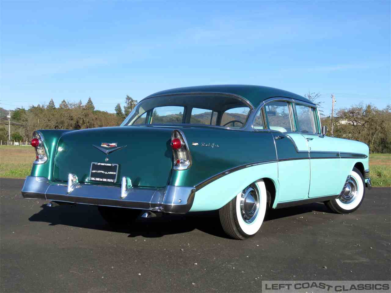 Large Picture of Classic '56 Bel Air - $19,900.00 - MUOX