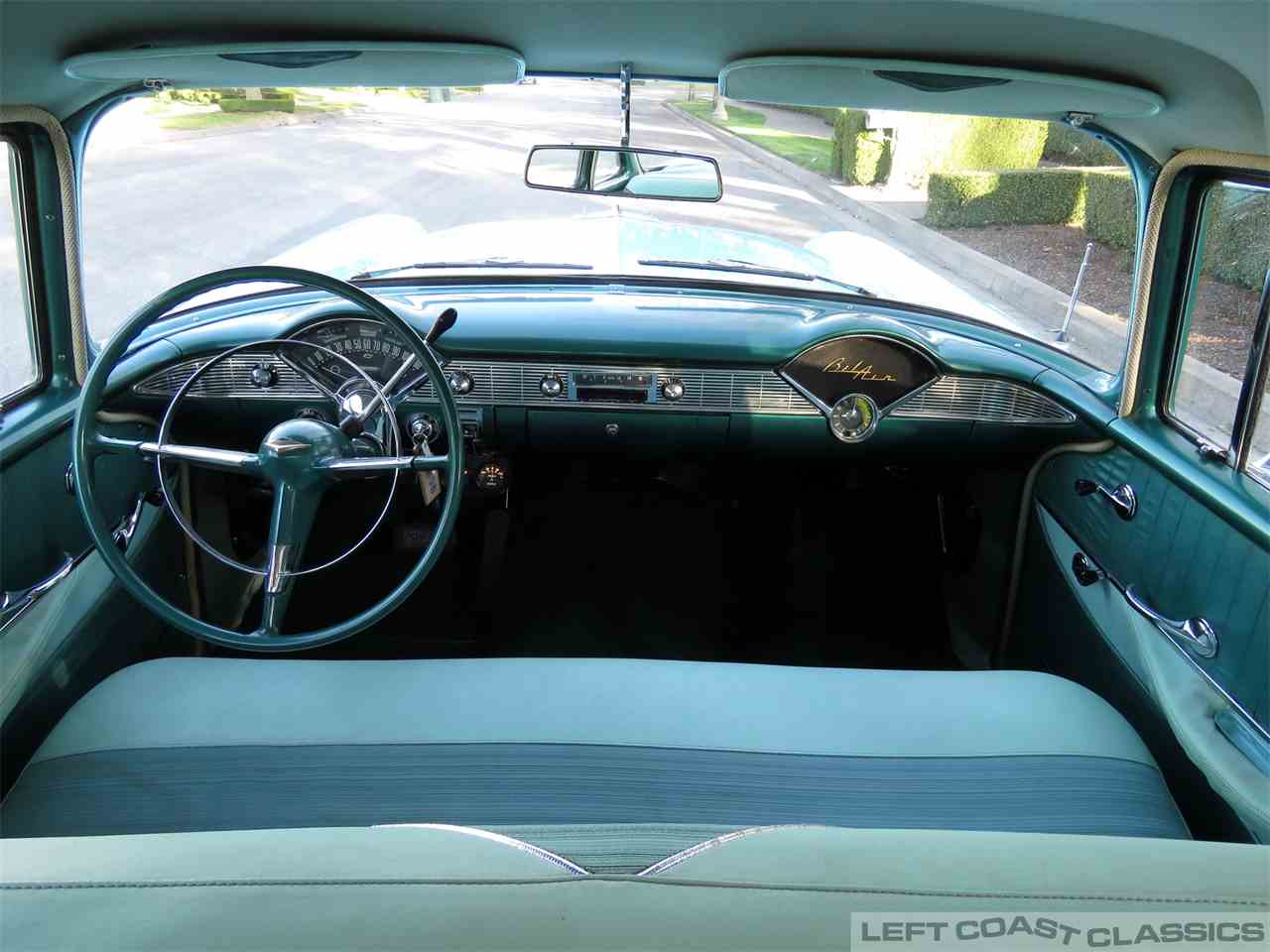 Large Picture of Classic 1956 Bel Air - MUOX