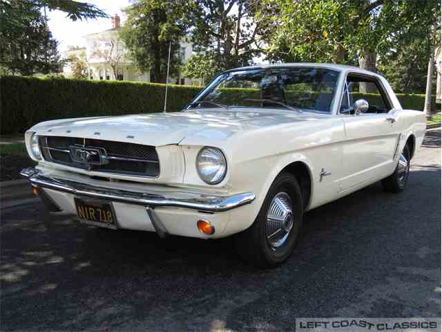 Picture of '65 Mustang - MUP1