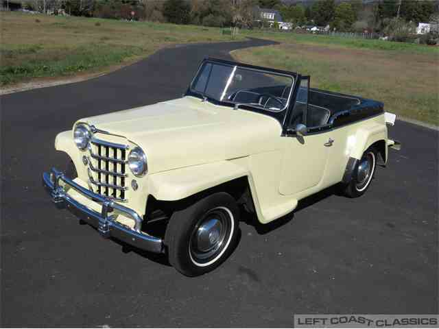Picture of '50 Jeepster - MUP3