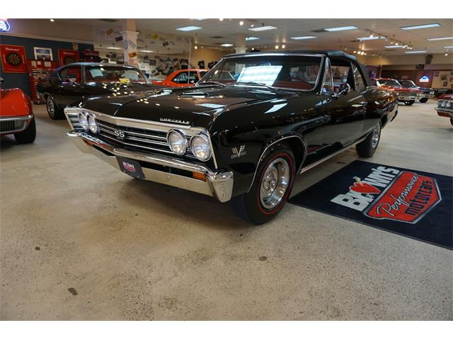Picture of Classic '67 Chevelle located in Glen Burnie Maryland - $58,900.00 Offered by  - MQDQ