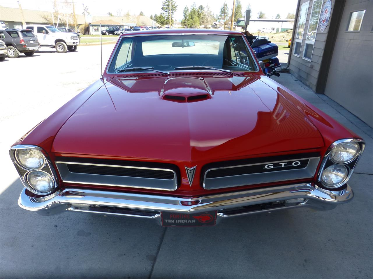 Large Picture of '65 GTO - MUPC
