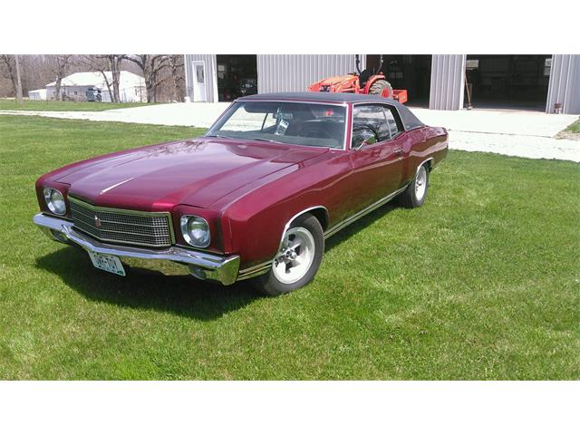 Picture of 1970 Chevrolet Monte Carlo located in Trenton Missouri - $25,000.00 Offered by a Private Seller - MUPI