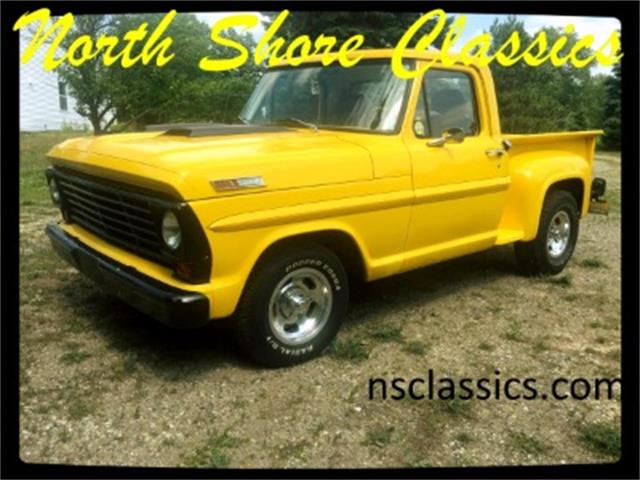 1967 Ford Pickup