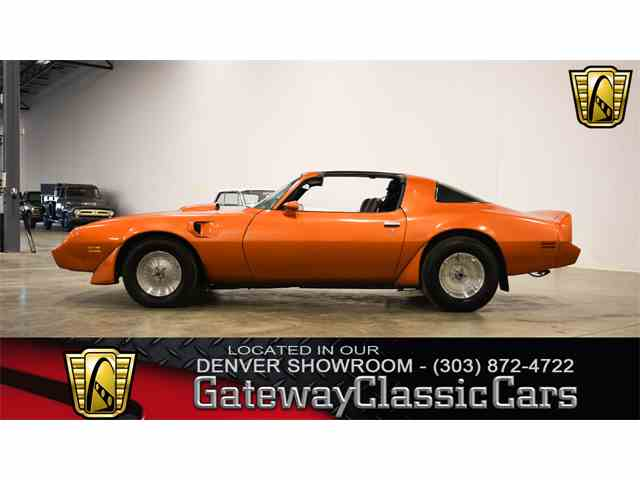 Picture of '79 Firebird Trans Am - MUQJ