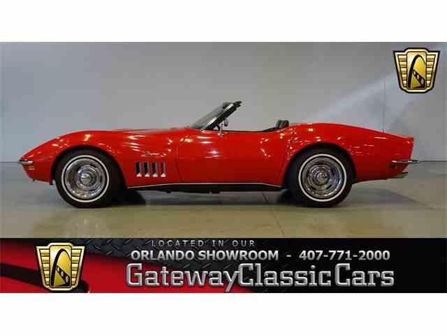 Picture of '69 Corvette - MURW