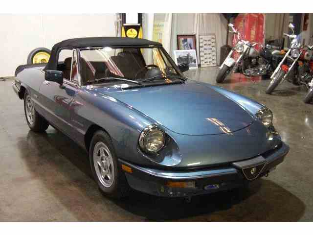 Picture of '85 Spider - MQE0