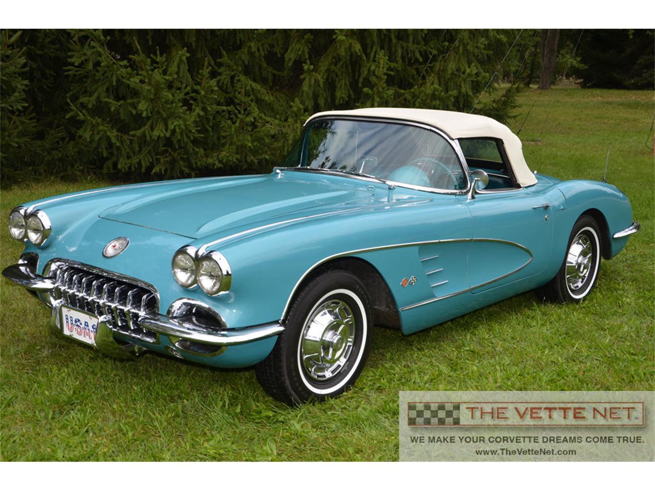 For Sale: 1960 Chevrolet Corvette in Sarasota, Florida