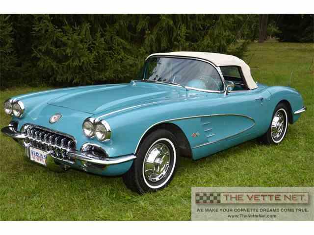 Picture of '60 Corvette - MUT0