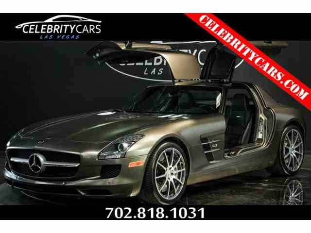 Picture of '11 Mercedes-Benz SLS AMG Offered by  - MUTD