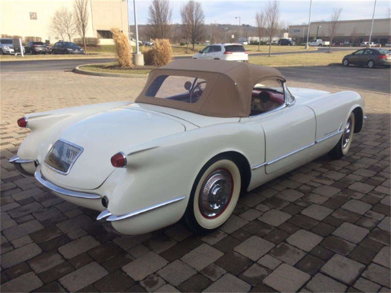 Large Picture of '54 Corvette - MUTQ