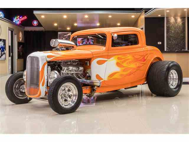 Picture of '32 3-Window Coupe Street Rod - MUUD