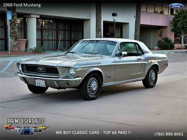 Picture of '68 Mustang - MUUM