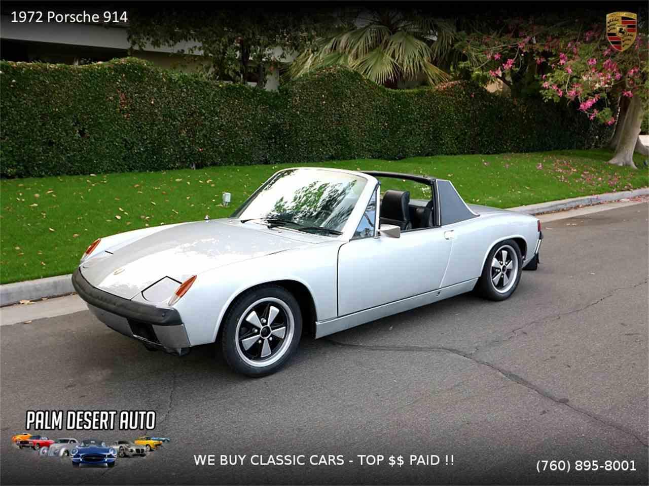 1972 Porsche 914 for Sale | ClicCars.com | CC-1066416