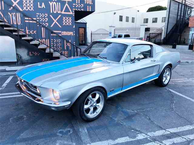 Picture of Classic 1968 Ford Mustang located in los angeles California - $47,000.00 - MUVI