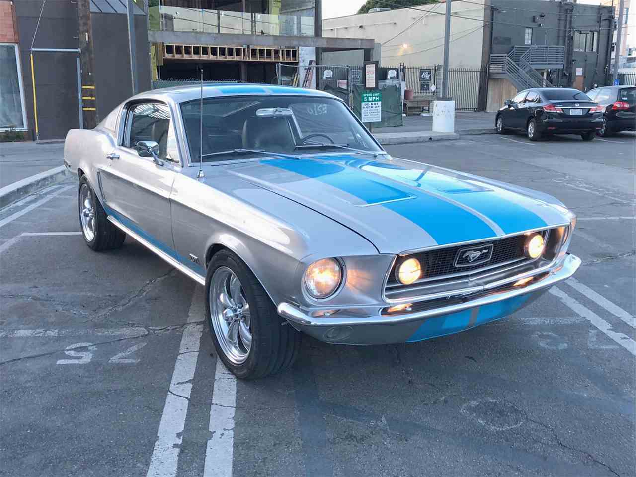 1968 Ford Mustang for Sale | ClassicCars.com | CC-1066446