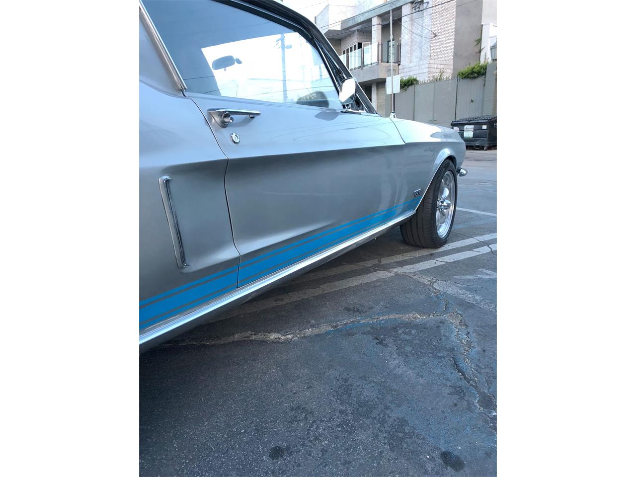 Large Picture of '68 Mustang - MUVI