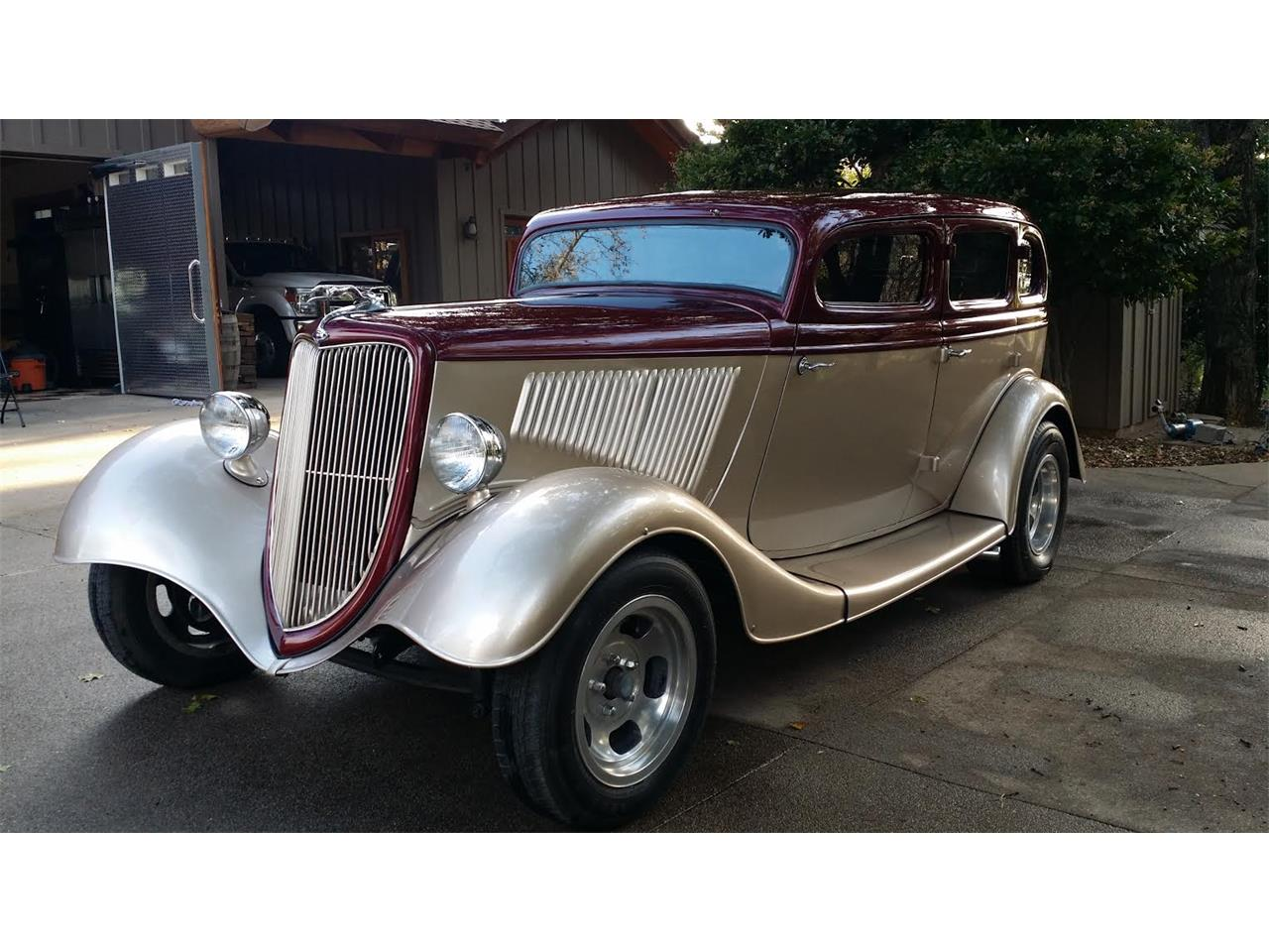 Large Picture of '34 Model A - MUVN
