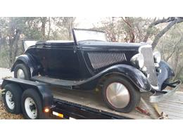 Picture of '34 Cabriolet - MUVV