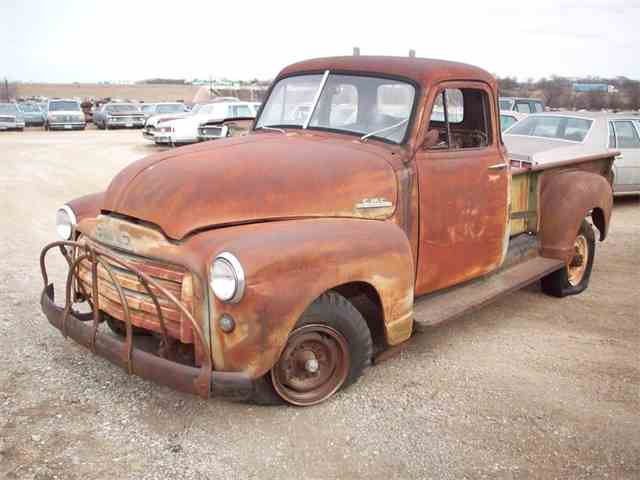 Picture of '51 Pickup - MUW0