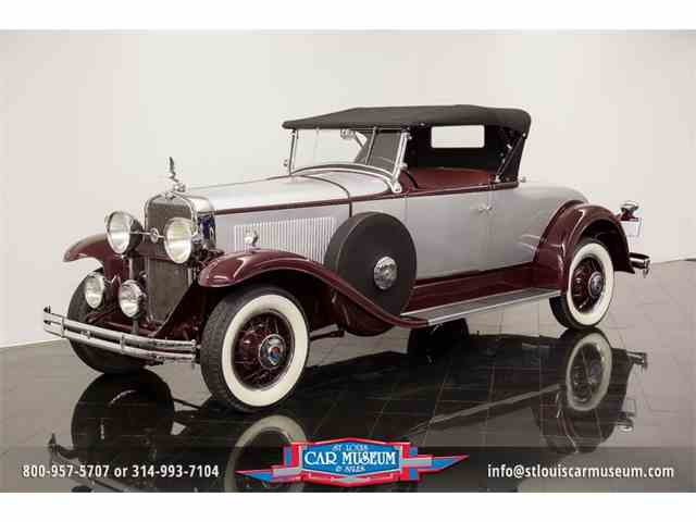 Picture of Classic '30 LaSalle 340 located in St. Louis Missouri - $89,900.00 - MUWD