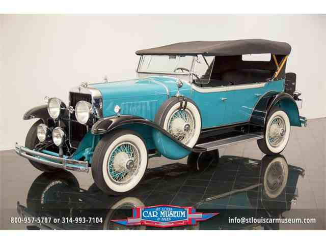 Picture of Classic 1929 LaSalle 328 located in Missouri - $99,900.00 Offered by  - MUWE