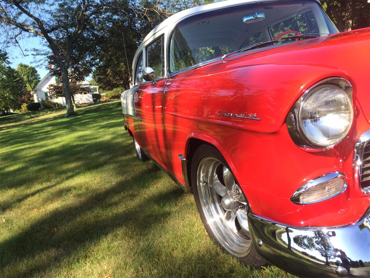Large Picture of 1955 Chevrolet 210 - $43,000.00 - MUWJ