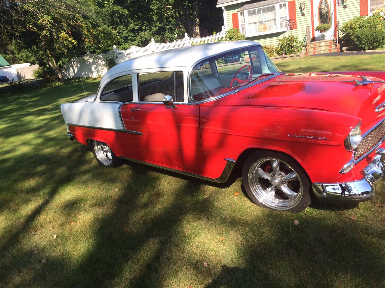 Large Picture of '55 Chevrolet 210 located in New Hampshire - MUWJ