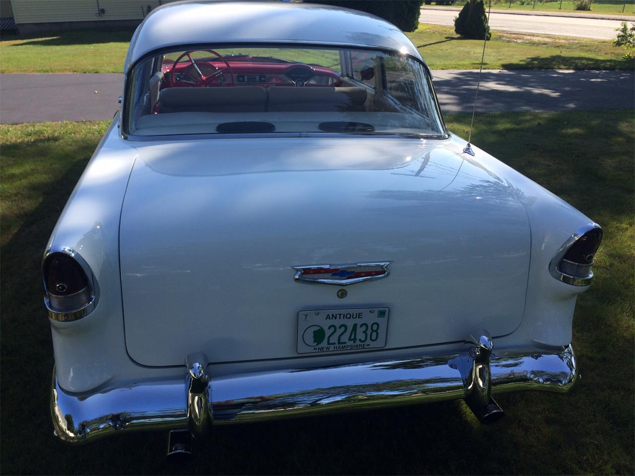 Large Picture of Classic 1955 Chevrolet 210 located in Somersworth  New Hampshire - $43,000.00 Offered by a Private Seller - MUWJ
