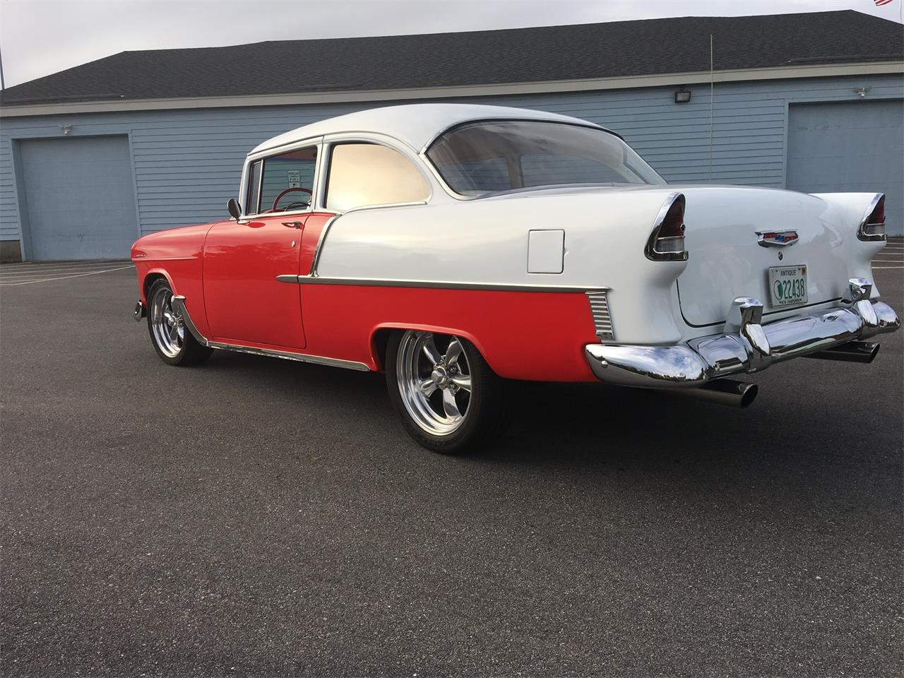 Large Picture of Classic 1955 Chevrolet 210 - MUWJ