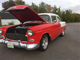 Picture of '55 Chevrolet 210 located in New Hampshire - $43,000.00 Offered by a Private Seller - MUWJ