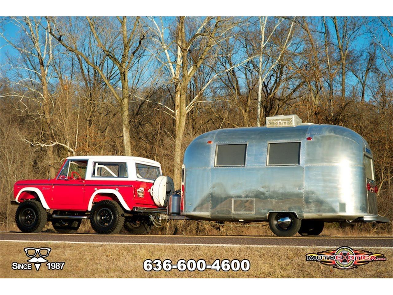 1967 Airstream Caravel Camper For Sale Classiccars Com