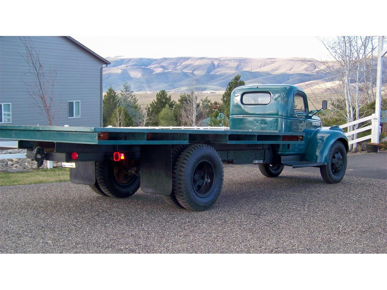 Large Picture of '42 Truck - MUX5